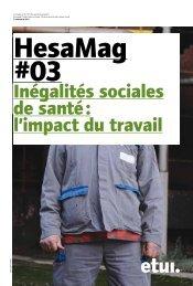 Inégalités sociales de santé : l'impact du travail - Comprendre pour ...