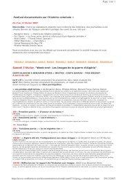 Page 1 sur 6 29/12/2007 http://www.confluences.net/documentaires ...