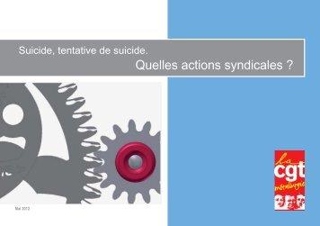 Quelles actions syndicales ? - Comprendre pour agir