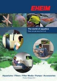 The World Of Aquatics - Eheim.com