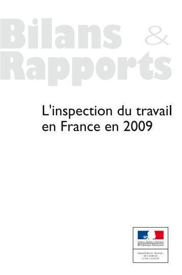 Rv dna valorisation de l 39 inspection du travail direccte - Inspection du travail bourges ...