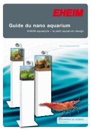 Guide du nano aquarium - Eheim.com
