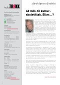Kulturtrøkk nr. 2 - Norsk kulturskoleråd - Page 2