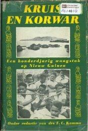 kruis en korwar - Stichting Papua Erfgoed