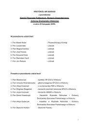 Protokół z XXXIV posiedzenia Komisji Finansów Publicznych ...