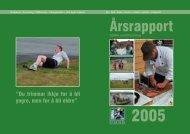 Årsrapport 2005 - søral bil
