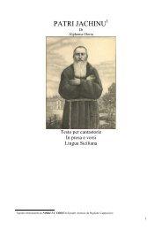 PATRI JACHINU - alphonse doria