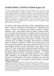 (PARTE PRIMA CAPITOLO TERZO Pagina 333) - alphonse doria