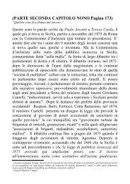 (PARTE SECONDA CAPITOLO NONO Pagina 173) - alphonse doria