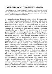 (PARTE PRIMA CAPITOLO PRIMO Pagina 290) - alphonse doria
