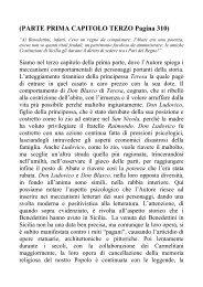 (PARTE PRIMA CAPITOLO TERZO Pagina 310) - alphonse doria