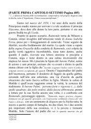 (PARTE PRIMA CAPITOLO SETTIMO Pagina 405) - alphonse doria