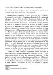 PARTE SECONDA CAPITOLO QUARTO Pagina 488 - alphonse doria