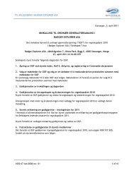 innkalling til ordinær generalforsamling i badger explorer asa - BXPL