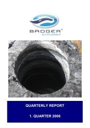 Quarterly Report, 1.quarter 2006 (.pdf) - BXPL