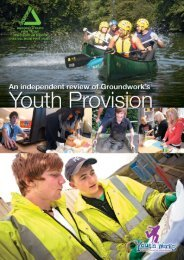 Youth Review Report 2012 - Wider Impact