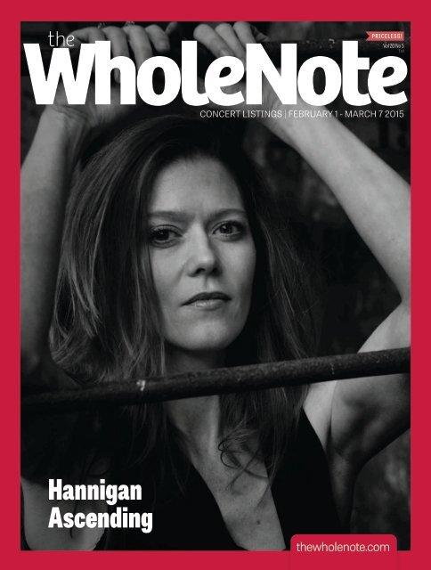 Volume 20 Issue 5 February 2015