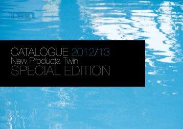Catalogo Twin Nuovi Prodotti 2012 - SidEXPO