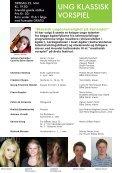 Klassisk talentfestival på Sørlandet Klassisk talentfestival på Sørlandet - Page 4