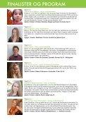 Klassisk talentfestival på Sørlandet Klassisk talentfestival på Sørlandet - Page 6