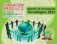 Agenda Innovacion Tecnologica 2011.indd - Cofupro