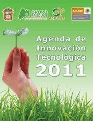 Agenda de Innovación Tecnológica del Estado de México - Cofupro