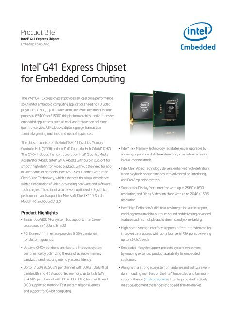 INTEL G41 EXPRESS CHIPSET SOUND DRIVERS FOR PC