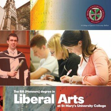 Saíocht ch june 09 2 - St Mary's University College