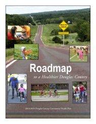 2013 Douglas County Community Health Plan