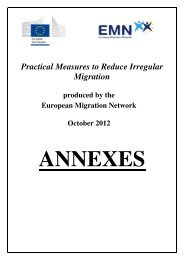 Practical Measures to Reduce Irregular Migration