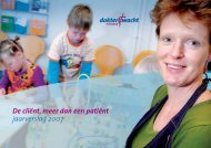 Jaarverslag 2007 (pdf, 2722 KB) - Dokterswacht Friesland