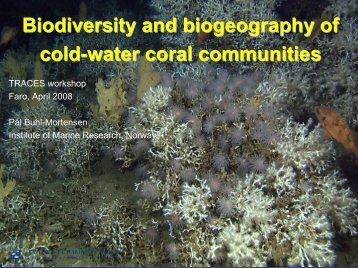 Biodiversity & biogeography - Lophelia.org