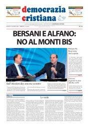 Sull'election day ancora scontro - Democraziacristianaquotidiano.it