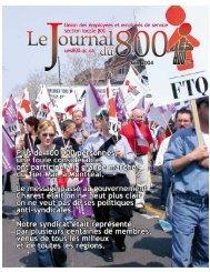 juin 2004 - Union des employés et employées de service - Locale 800
