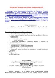 Nadzwyczajne Walne Zebranie Członków Stowarzyszenia DGSA ...