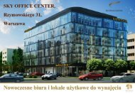 SKY OFFICE CENTER Nowoczesne biura i lokale użytkowe do ...