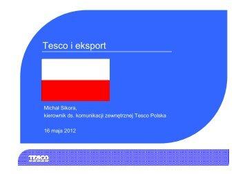 Polish Exports_Tesco 2012 pl krótkie