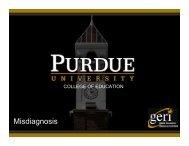 n - Purdue University