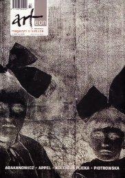Jadwiga Sawicka - katalog - Atlas Sztuki