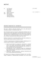 Post Danmark: Faxforblad Ver. 2.0 - 3F-Post