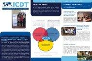 ICDT Leaflet 2008