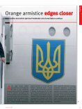 'Orange armistice edges closer', Business Ukraine, 6 ... - TarasKuzio - Page 2