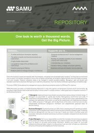 REPOSITORY - AAM