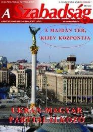 6. szám - 2008. február 7. - A Szabadság