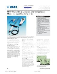 MM70 Hand-Held Moisture and Temperature Meter for ... - Reptame