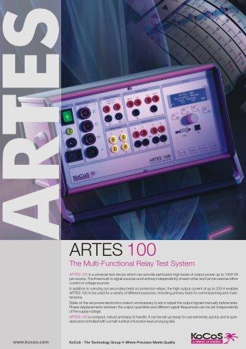 artes 100 - Reptame