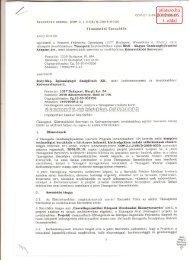 támogatási szerződés, PDF - atlatszo.hu