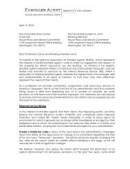 NAEA tax reform principles - National Association of Enrolled Agents