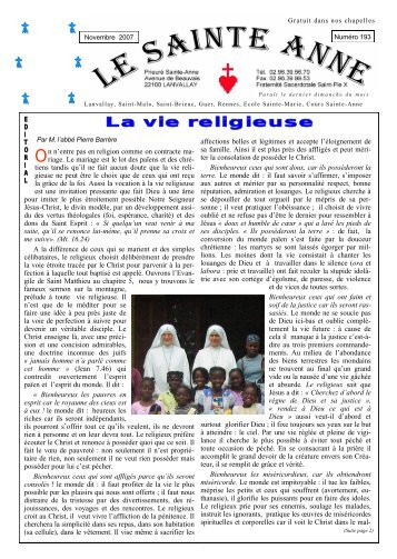 Sainte-Anne n° 193 - La Porte Latine