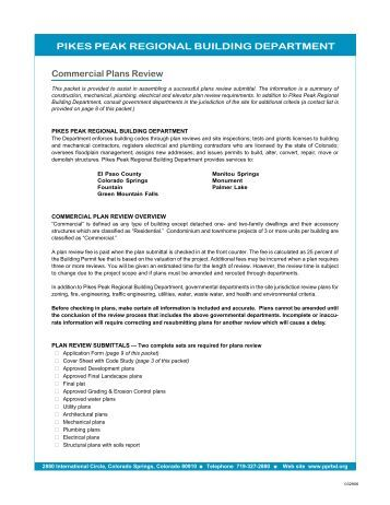 electrical / combination plans examiner i  pikes peak regional, wiring diagram